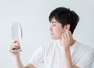 効果実証済みの発毛理論で根本的に頭皮改善