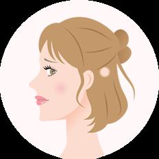 細菌(円形・多発)脱毛症